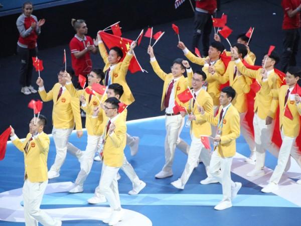 第45届世界技能大赛在俄罗斯喀山开幕——中国63名选手将参加全部56个项目的角逐